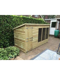 Aston Dog Kennel