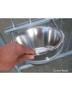 24cm Single Bowl & Holder
