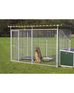 4 Sided Dog Pen With Roof