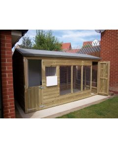 Winterley Dog Kennel