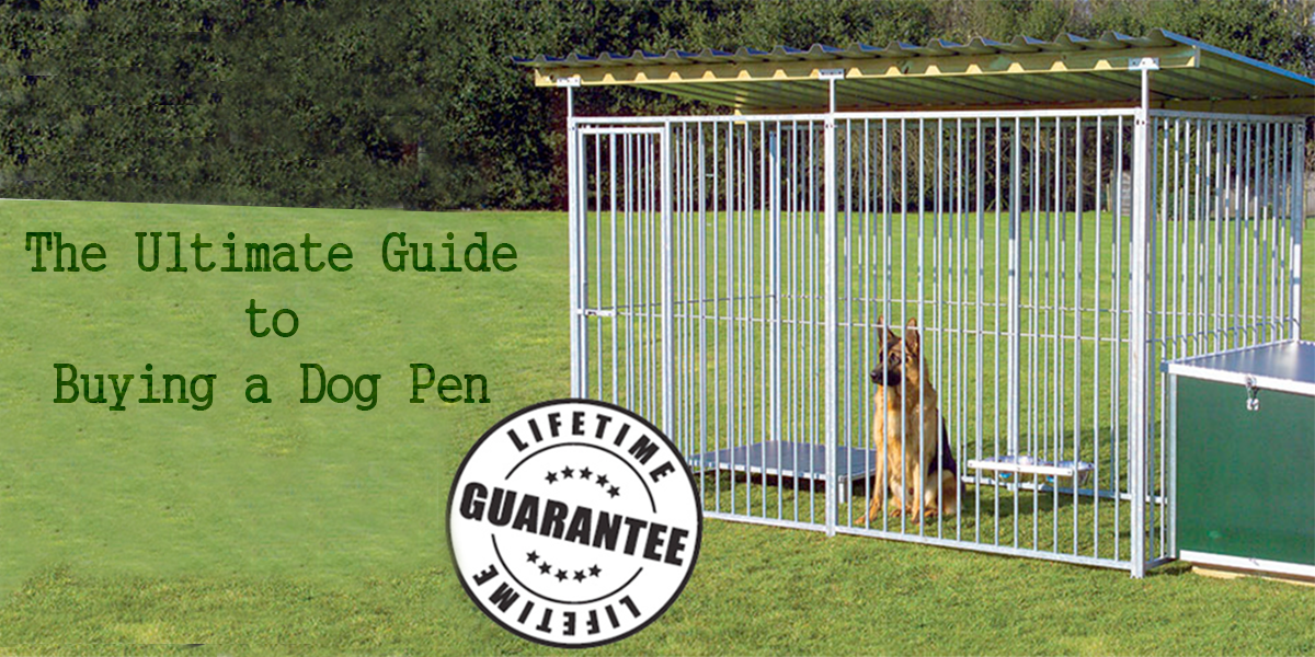 Dog Pen Ultimate Guide